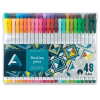 Fineline Pens, Set of 48