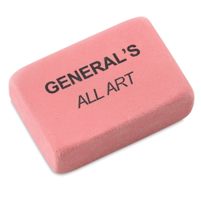 All-Art Pink Eraser