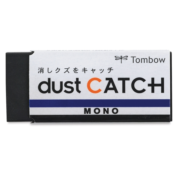 Mono Dust Catch Eraser