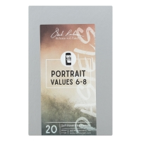 Portrait V6-8, Set of 20