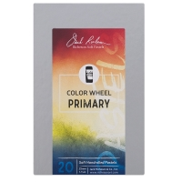 Color Wheel, Primary, Set of 20