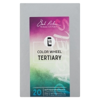 Color Wheel, Tertiary, Set of 20