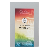 Color Wheel, Vibrant, Set of 20