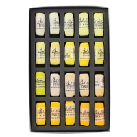 Yellows, Set of 20