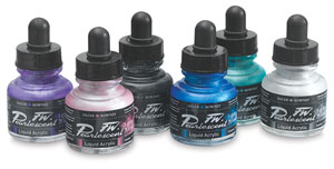 Pearlescent Effects Set of 6