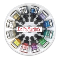 Dr. Ph. Martin's Iridescent Calligraphy Ink Sets