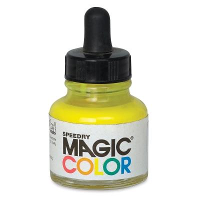 Liquid Acrylic Ink, Astral Yellow