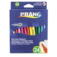 Fine Line Markers, Set of 24