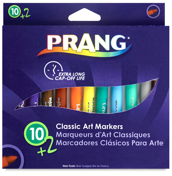 Classic Markers, Set of 12