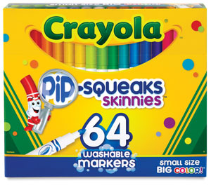 Set of 64 Colors