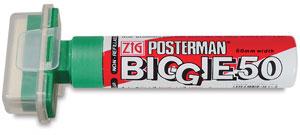 Posterman Biggie 50 Marker