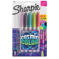 Set of 5, Cosmic Colors