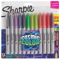 Set of 12, Cosmic Colors