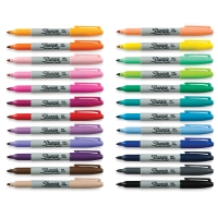Set of 24, Assorted Colors