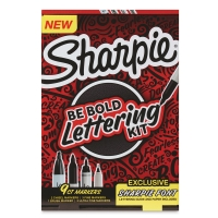 Be Bold Lettering Kit