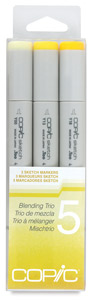 Blending Trio 5, Set of 3