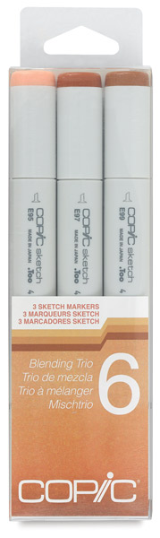 Blending Trio 6, Set of 3