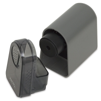 Mighty Mite Pencil Sharpener, Gray
