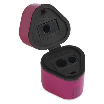 Grip Trio Sharpener, Blackberry