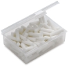 Eraser Refills for Pencils, Box of 60