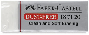 Dust-Free Vinyl Eraser