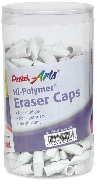 Eraser Caps, Pkg of 240