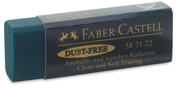 Dust-Free Eraser