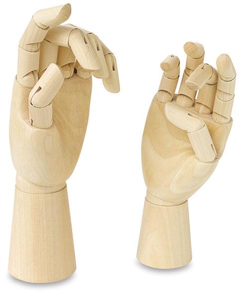 Adjustable Hands