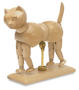 Cat Manikin