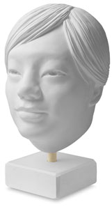 Facial Feature Model,  Asia/China
