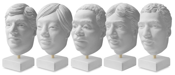 Facial Feature Models