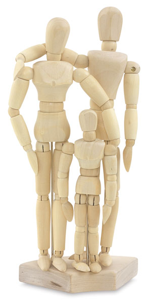 Family Manikin Set