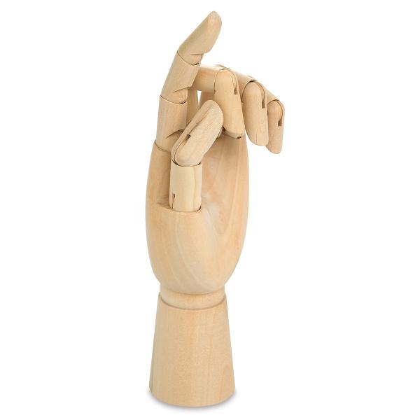 "10"" Hand Manikin, Left"