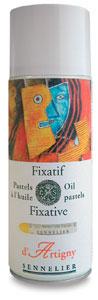 D'Artigny Oil Pastel Fixative