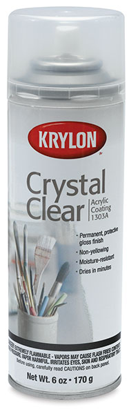 Krylon Crystal Clear Acrylic Coating
