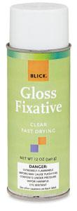 Gloss Fixative