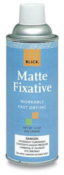 Matte Fixative