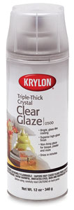 Triple Thick Crystal Clear Glaze