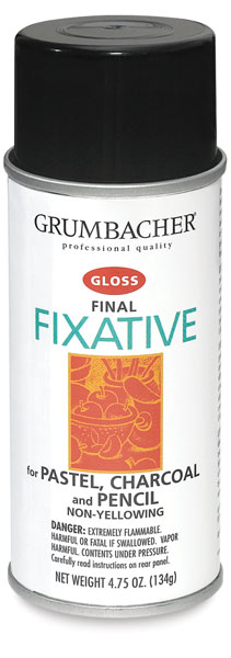 Final Fixative, Gloss