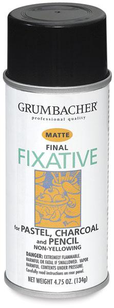 Final Fixative, Matte