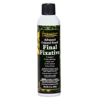 Advanced Colored Pencil Final Fixative