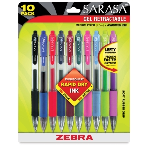 Zebra Sarasa Gel Retractable Pen