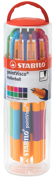 Drum Set of 10 Colors