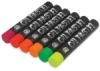 Fluorescent Colors, Set of 6