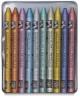 Caran d'Ache Neocolor I Metallic Artist Crayons