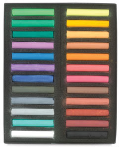 Blockx Soft Pastels, Set of 24