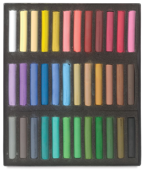 Blockx Soft Pastels, Set of 36