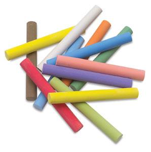 Chalkboard Chalk, Pkg of 12