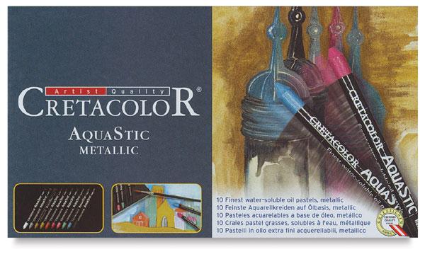 10 Metallic Colors