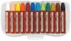 Grip Oil Pastels, Set of 12